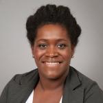 Photo of West Side United Program Manager, Martina Coe.